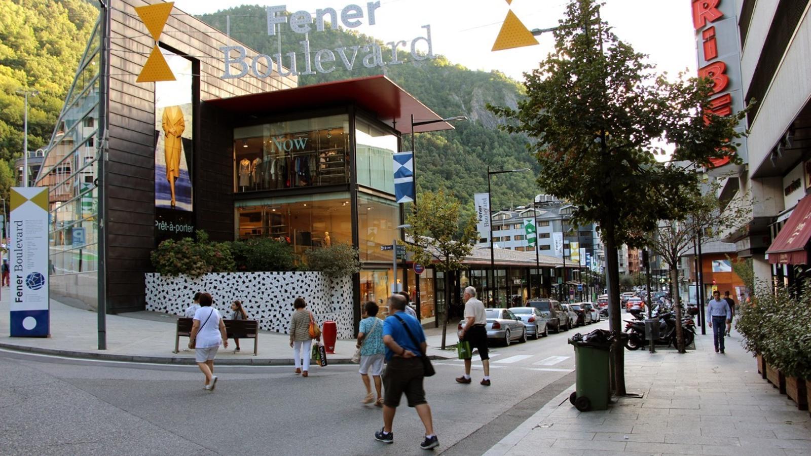 El Fener Boulevard. / C. F.