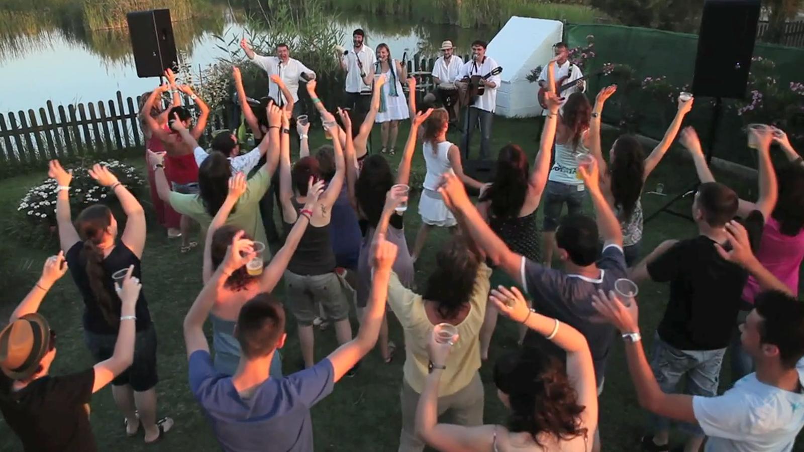 El grup Riu en so presenta 'Ai pageseta'