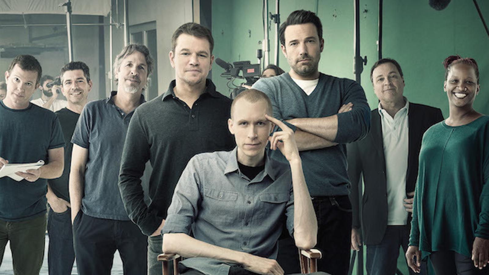 'Project Greenlight', la sèrie de Matt Damon i Ben Affleck