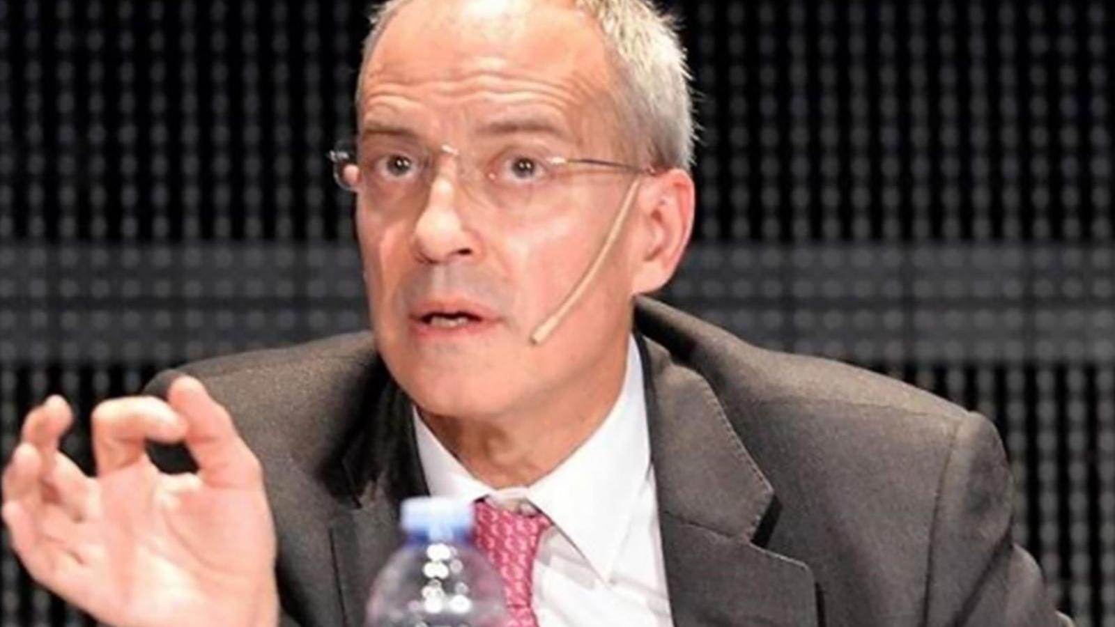 Jesús Gascón, director de l'Agència Tributària espanyola. / EFE