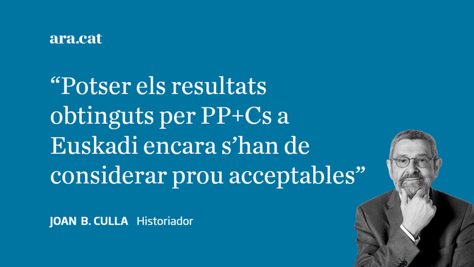 Euskadi: la derrota d'Aznar