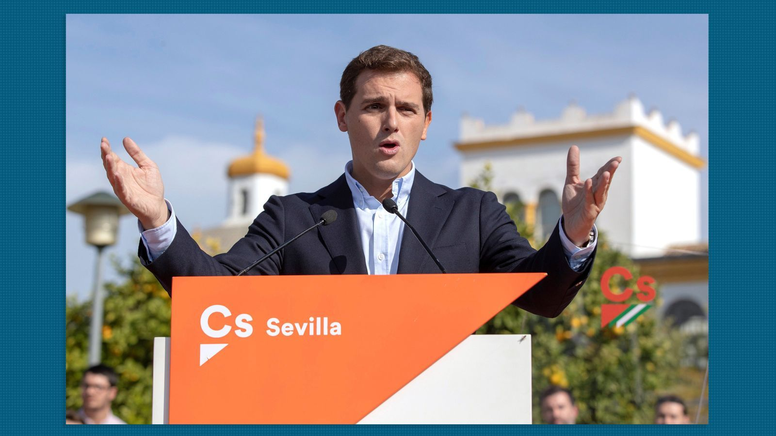 L'anàlisi d'Antoni Bassas: 'Rivera crida a la «rebel·lió cívica de les urnes»… a Andalusia'
