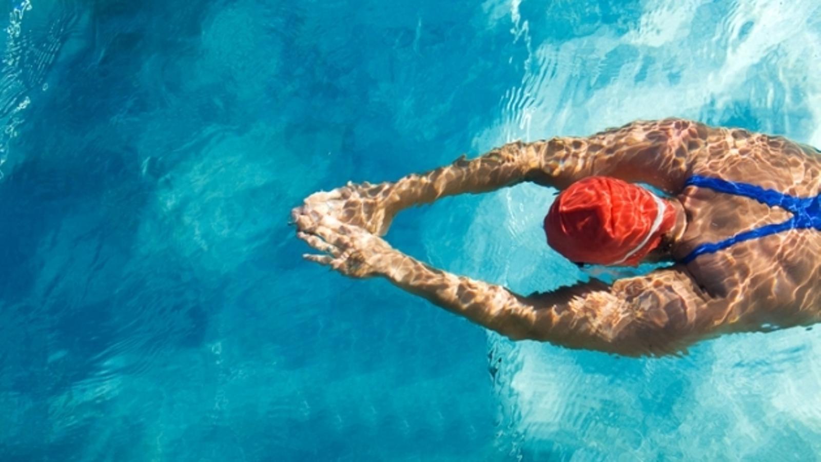 Nedar en aigües obertes