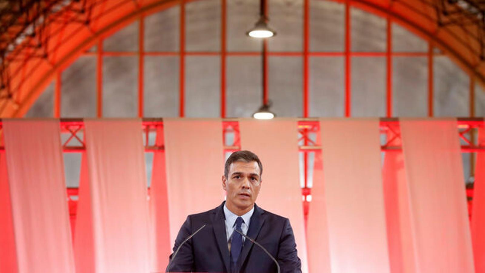 """El PSOE proposa un """"pla de desbloqueig"""" sense cessions a la resta de partits"""