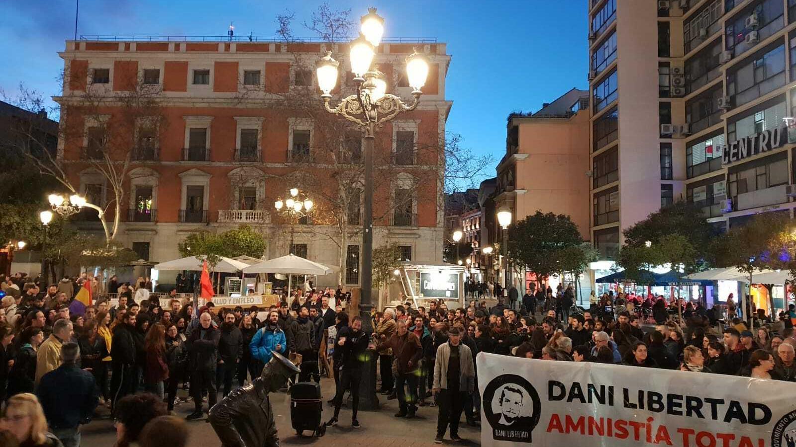Dani Gallardo, l'activista ignorat per l'esquerra espanyola