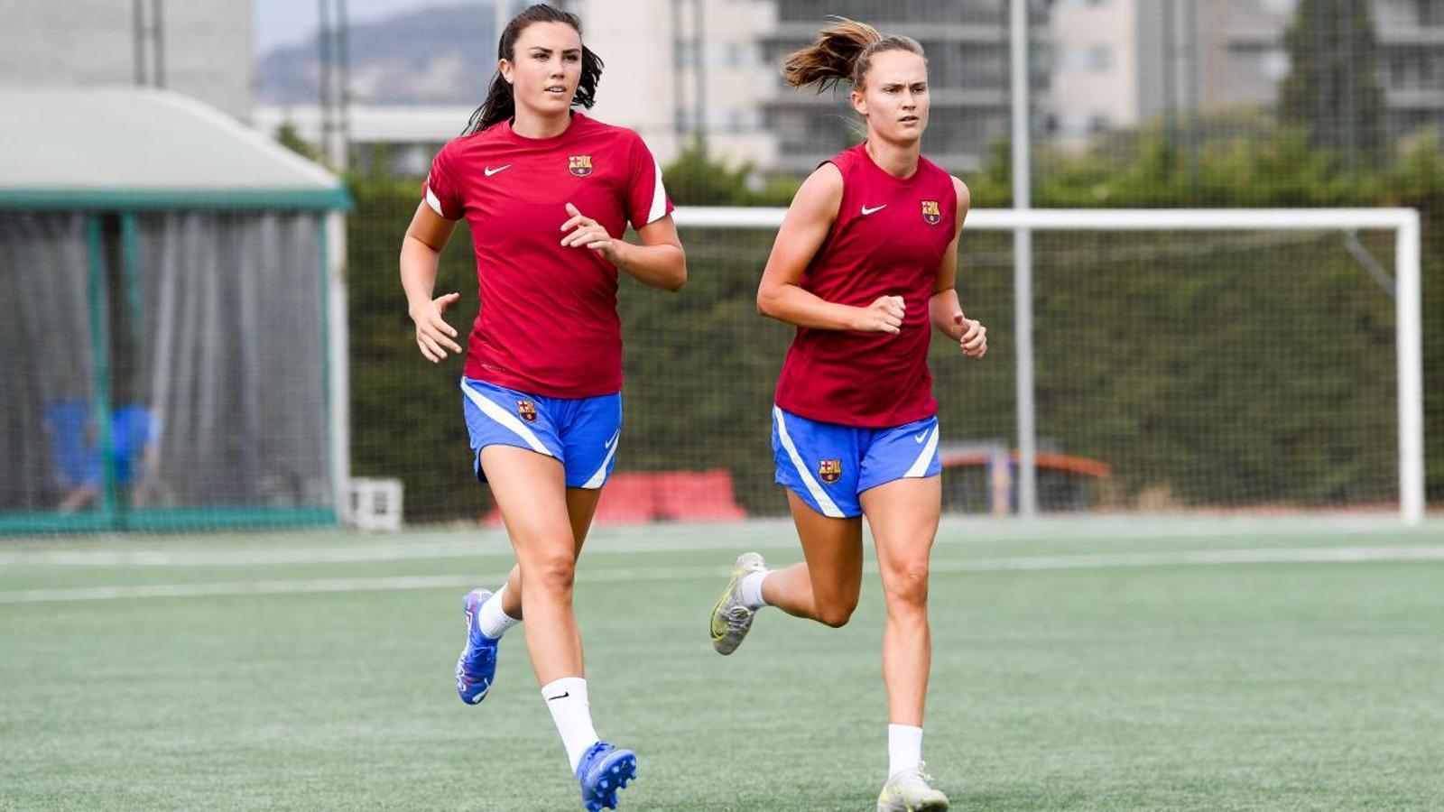 Els quatre grans reptes del nou Barça femení