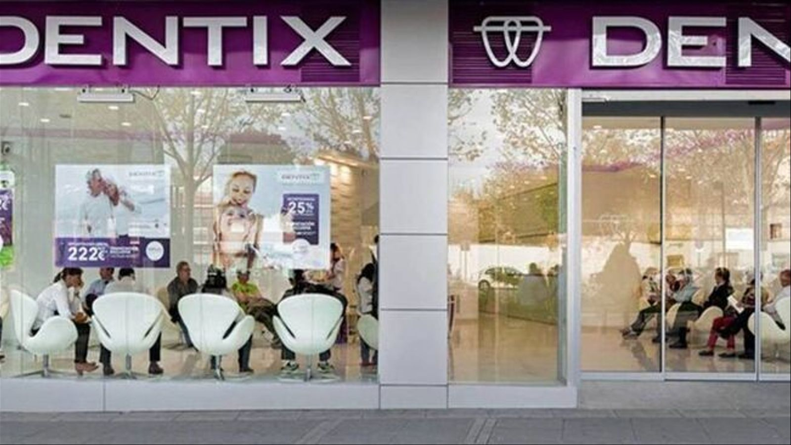 Clinica de Dentix