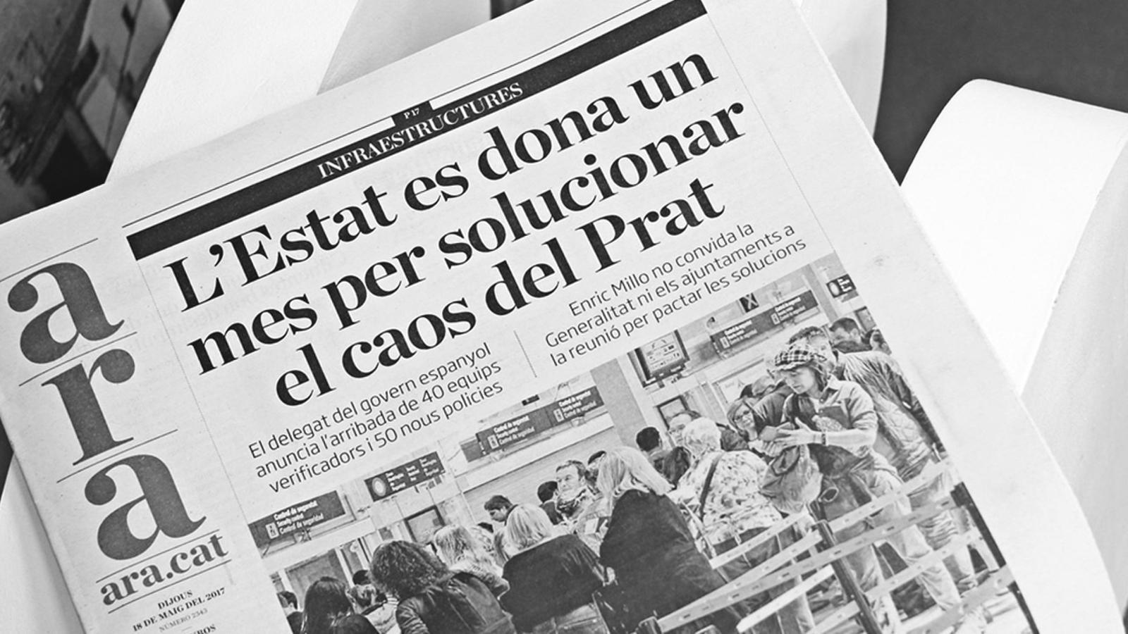 L'anàlisi d'Antoni Bassas: 'El Prat pot esperar. Paciència'