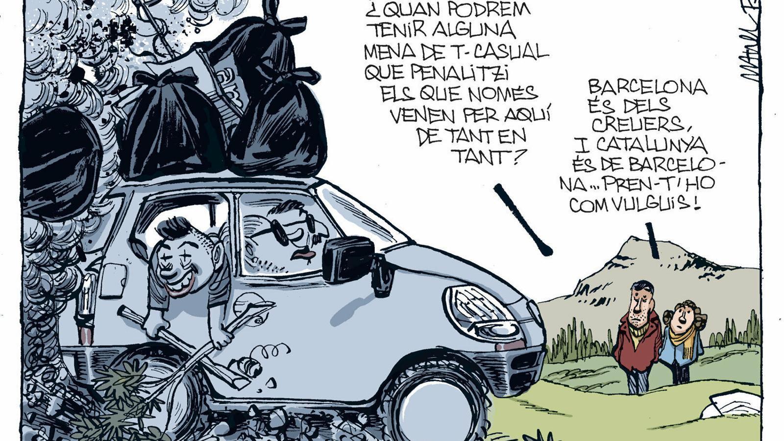 La vinyeta de Manel Fontdevila 08/12/2019
