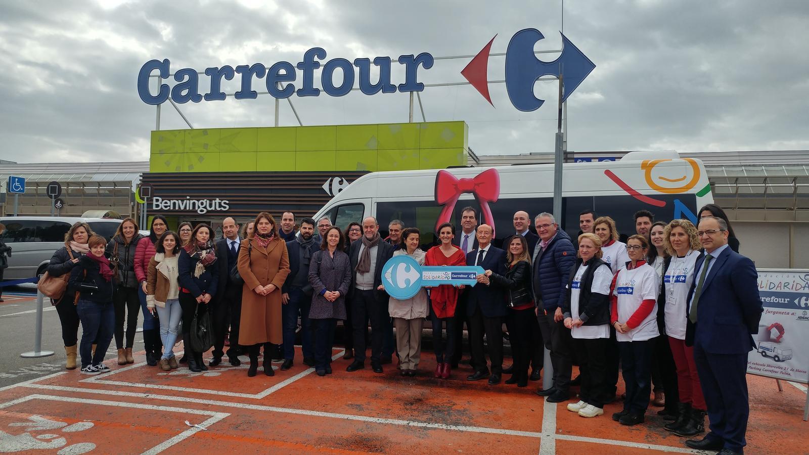 ASNIMO i la Fundación Solidaridad Carrefour han fet visibles les capacitats dels menors amb Síndrome de Down.