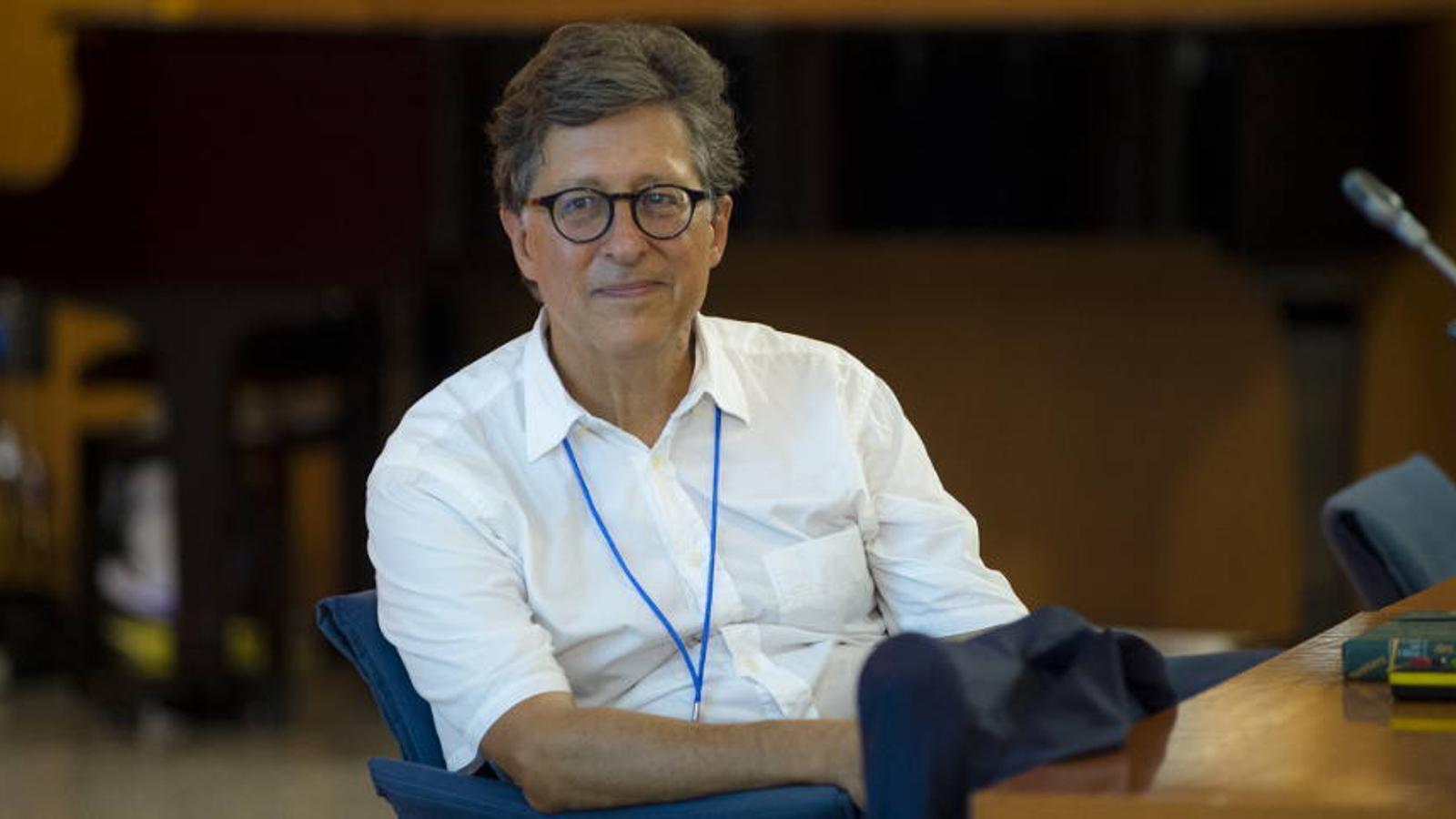 L'investigador d'ISGlobal Manolis Kogevinas, en una imatge recent difosa des d'ISGlobal