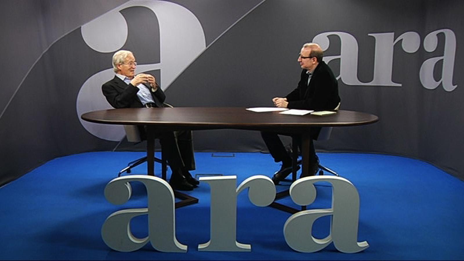 Entrevista d'Antoni Bassas a Oriol Bohigas