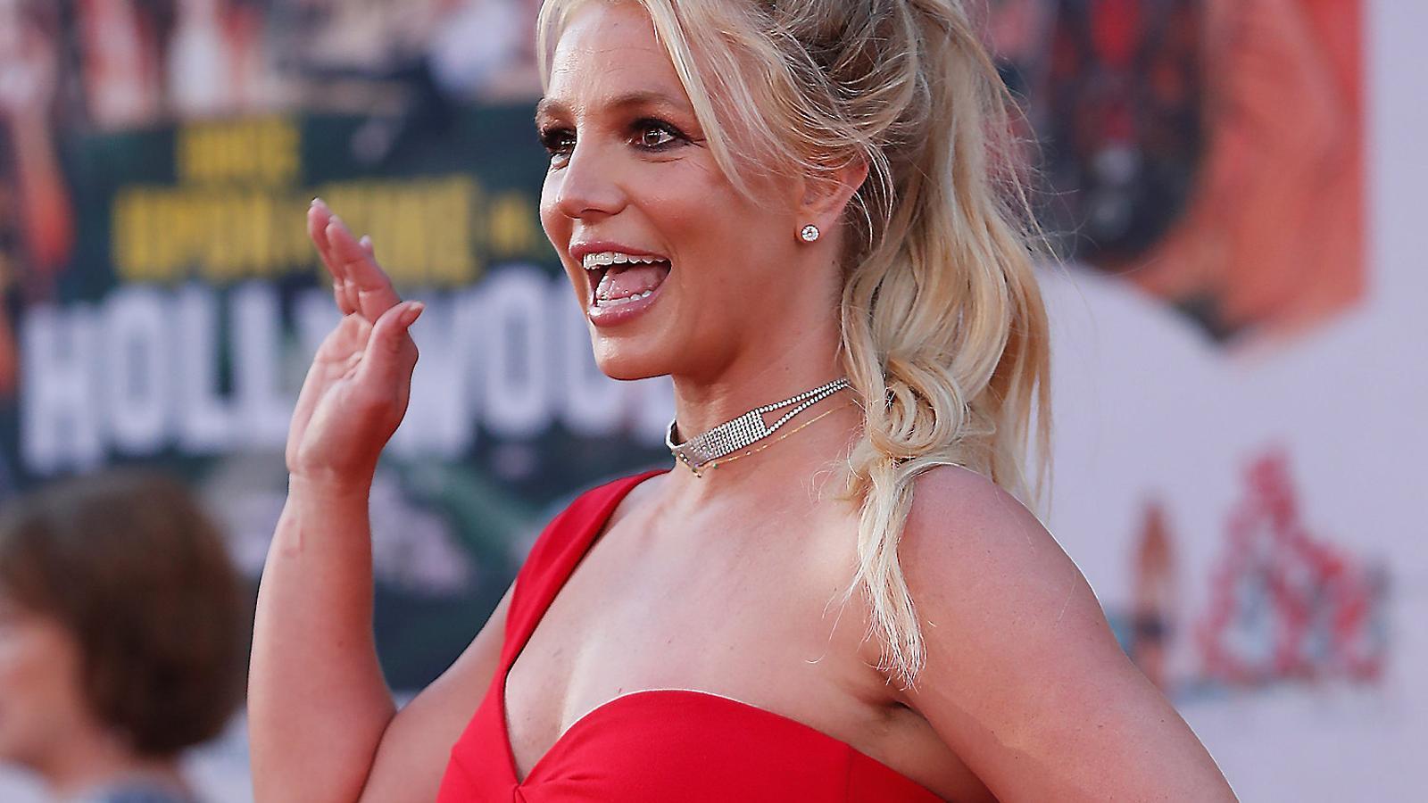 Allibereu Britney Spears