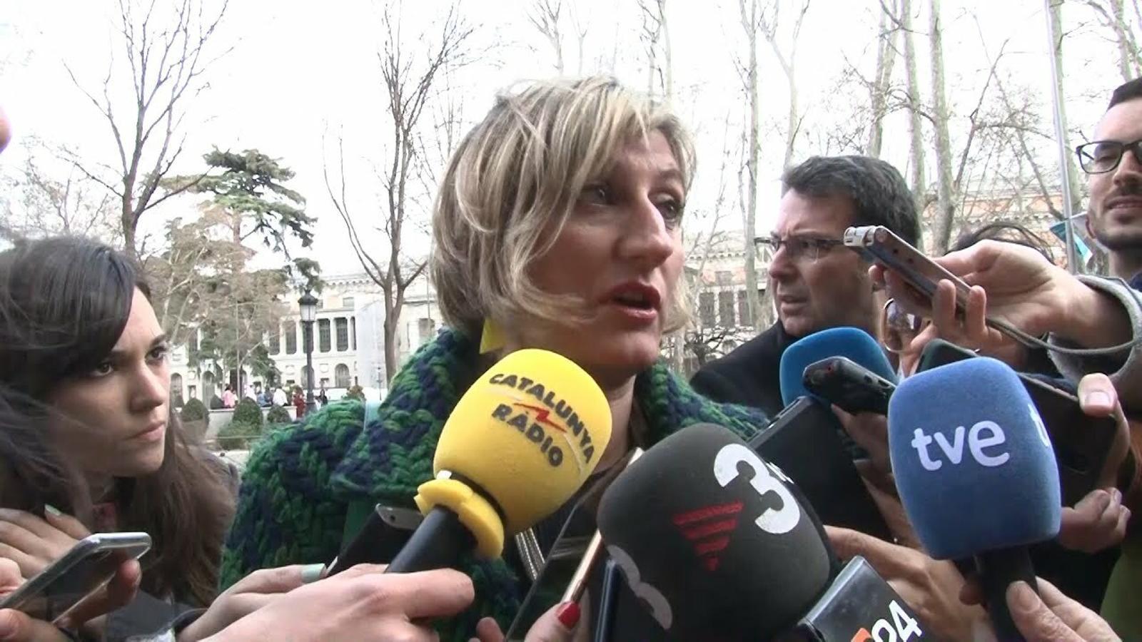 La consellera Vergés, explica el cas de coronavirus detectat a Barcelona: els protocols funcionen i la pacient està lleu