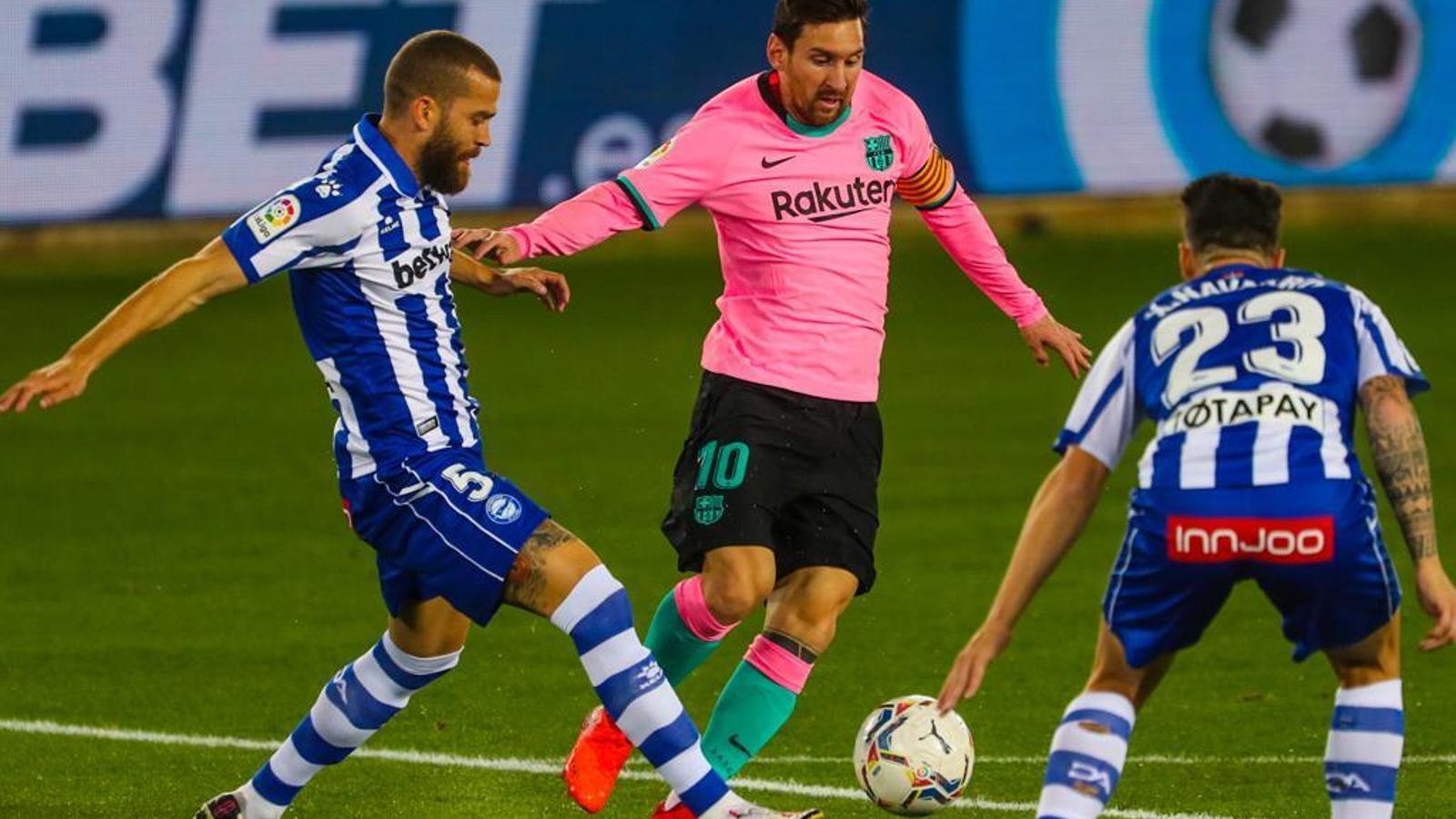 Si Messi només marca de penal, el Barça no guanyarà la Lliga