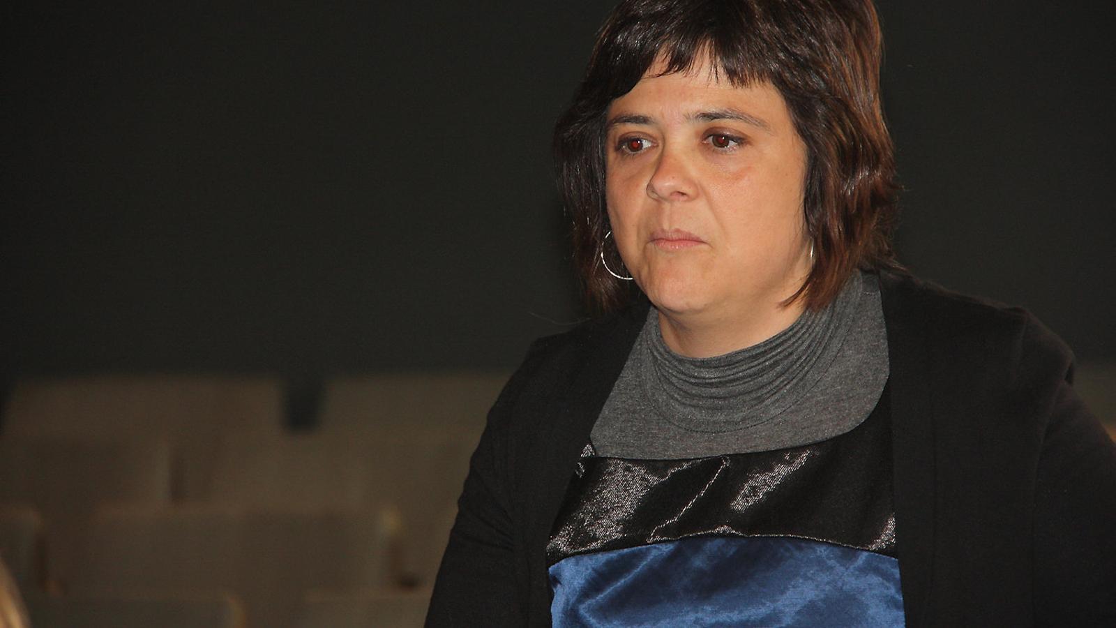 """Núria Iceta: """"El que ens preocupa és que el país sigui culte"""""""