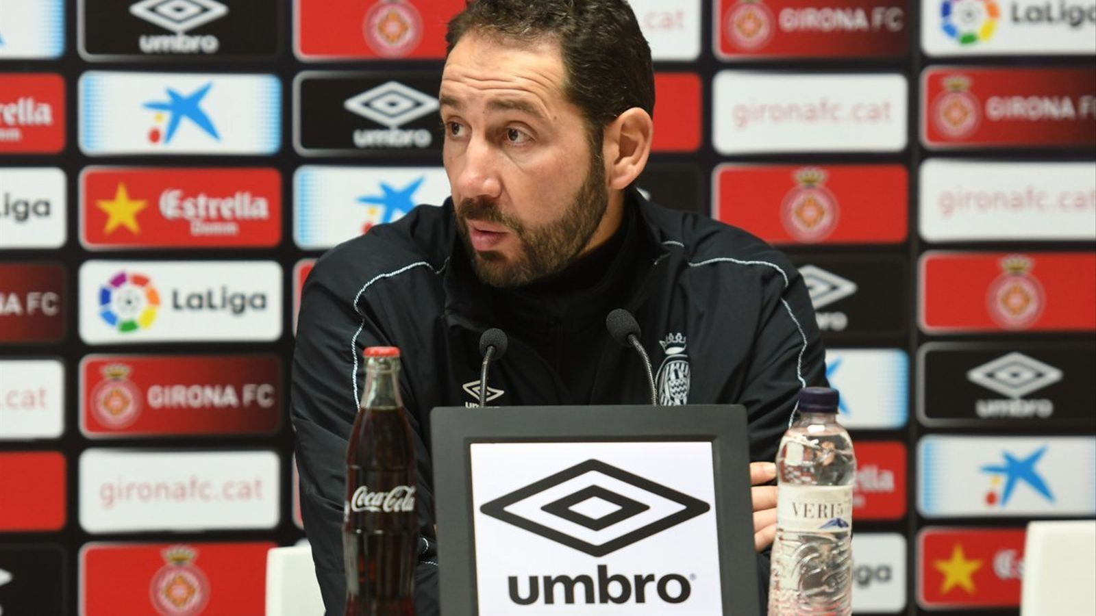 """Pablo Machín: """"Hem acostumat molt i bé a l'afició"""""""