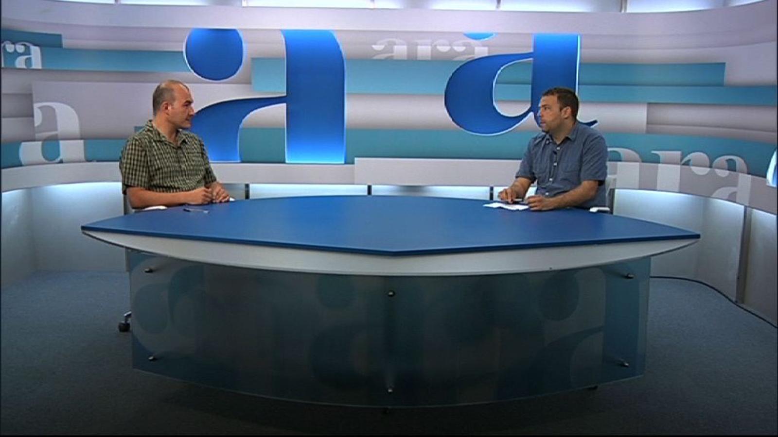 Entrevista completa a Jaume Ponsarnau: La meva primera opció seria continuar a la Lliga Endesa, per 'Ara TV Premium'