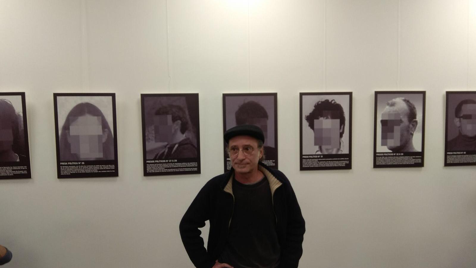 """Santiago Sierra: """"Arco ja ha passat, ara del que es tracta és que s'alliberin els presos polítics"""""""