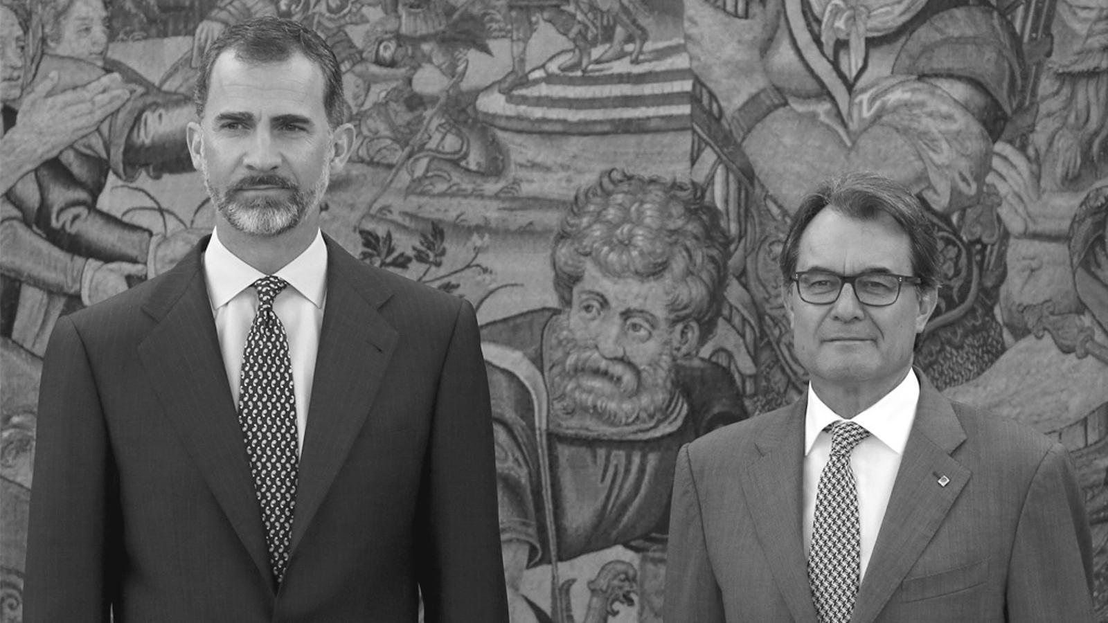 L'editorial d'Antoni Bassas: El discurs del Rei (23/07/2015)