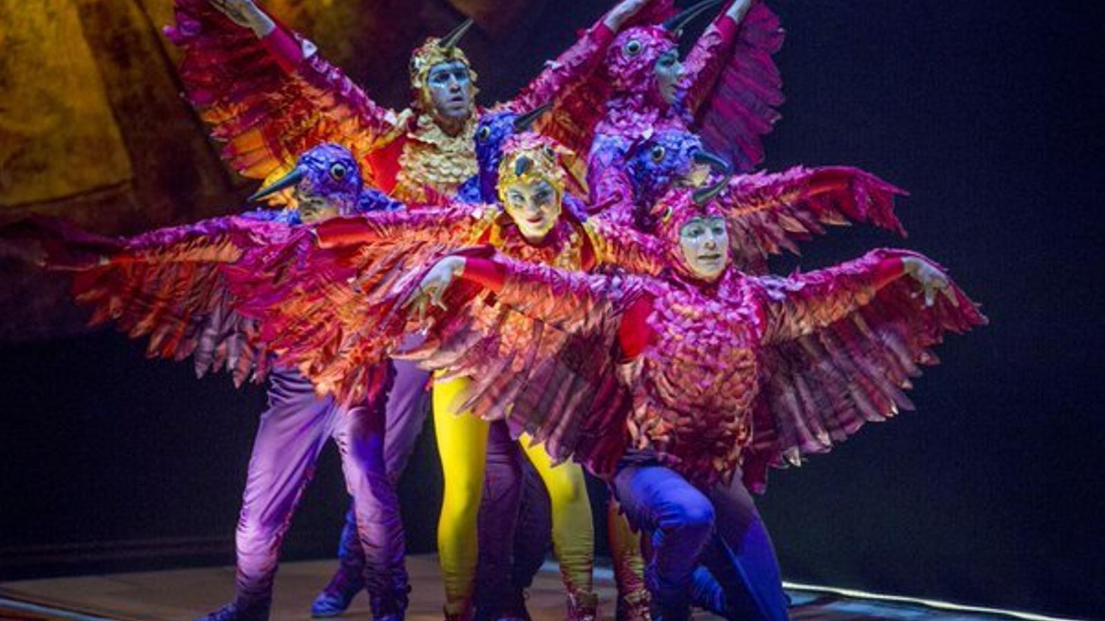 'Luzia' del Cirque du Soleil