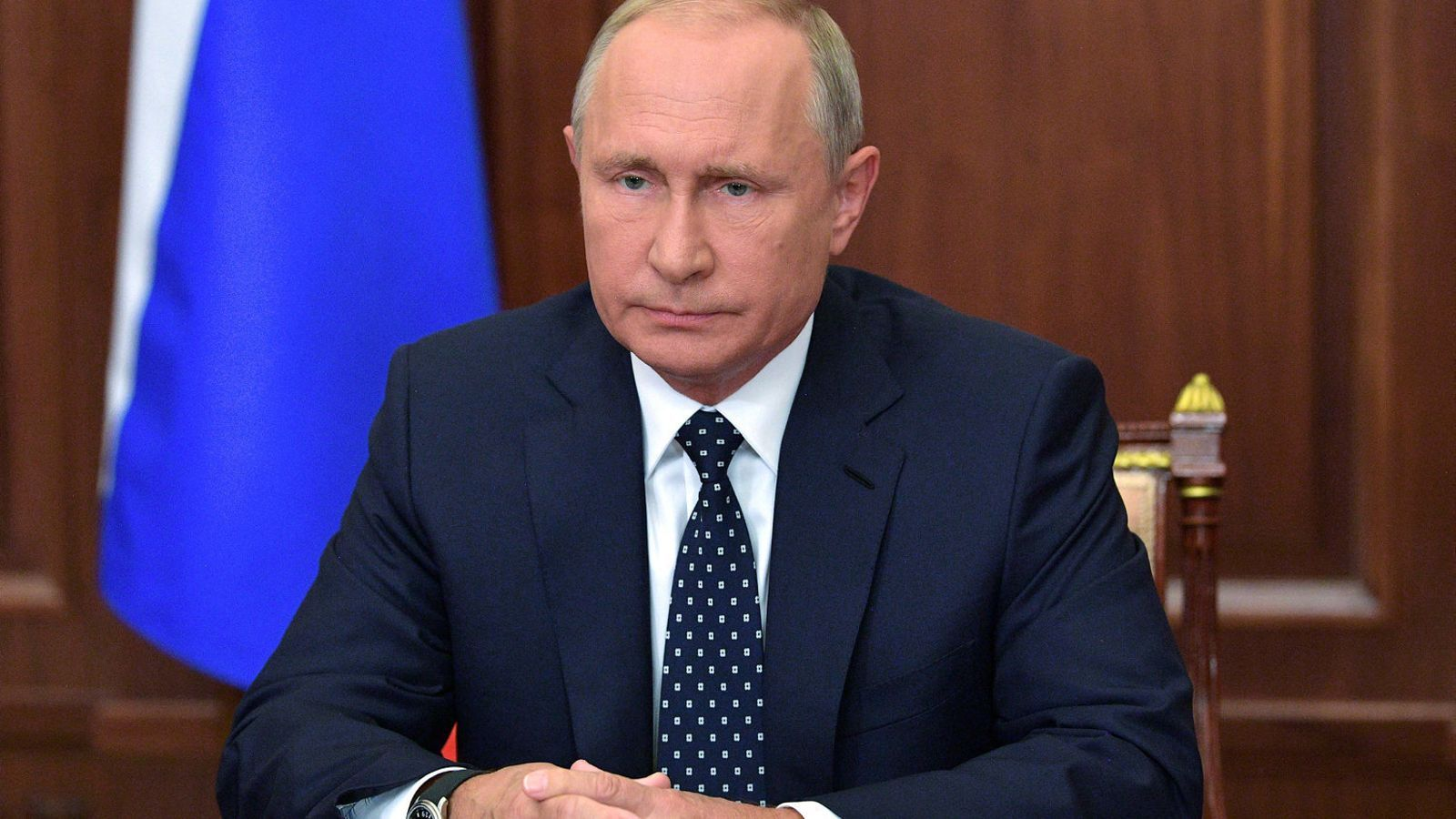 Putin suavitza la polèmica reforma de les pensions