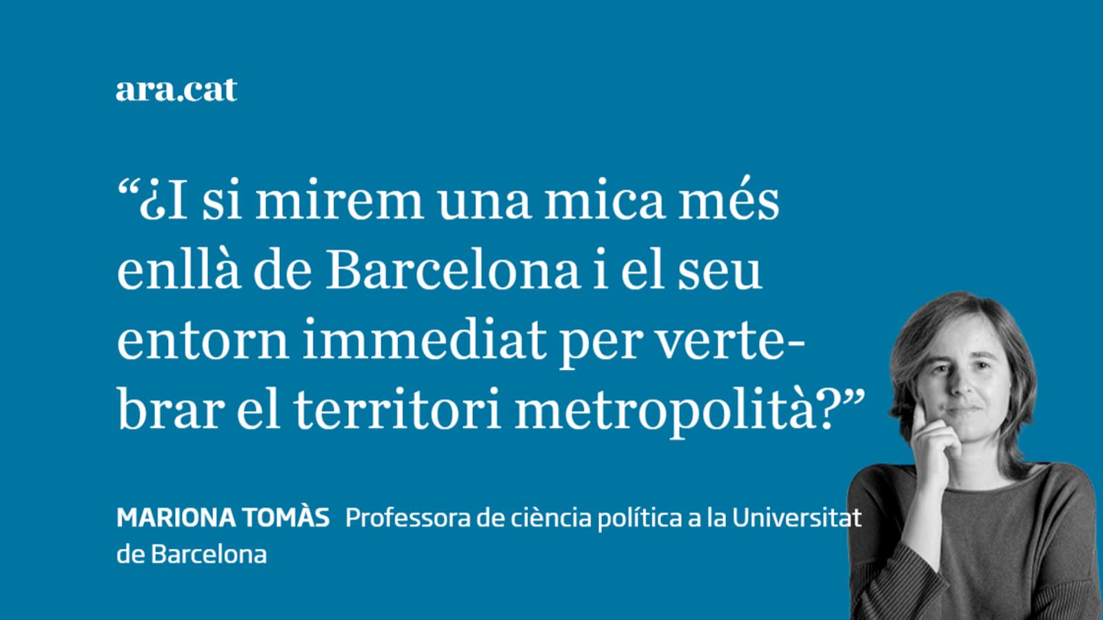 Quina Barcelona per al 2050?