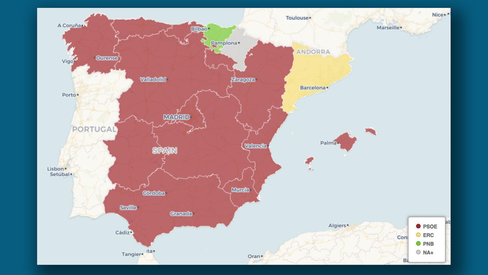 L'anàlisi d'Antoni Bassas: 'Catalunya es continua guanyant el referèndum'