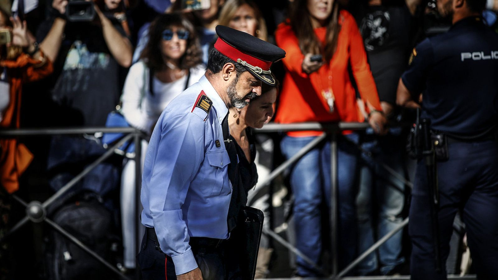 Josep Lluís Trapero, l'home que va concentrar les contradiccions del Procés