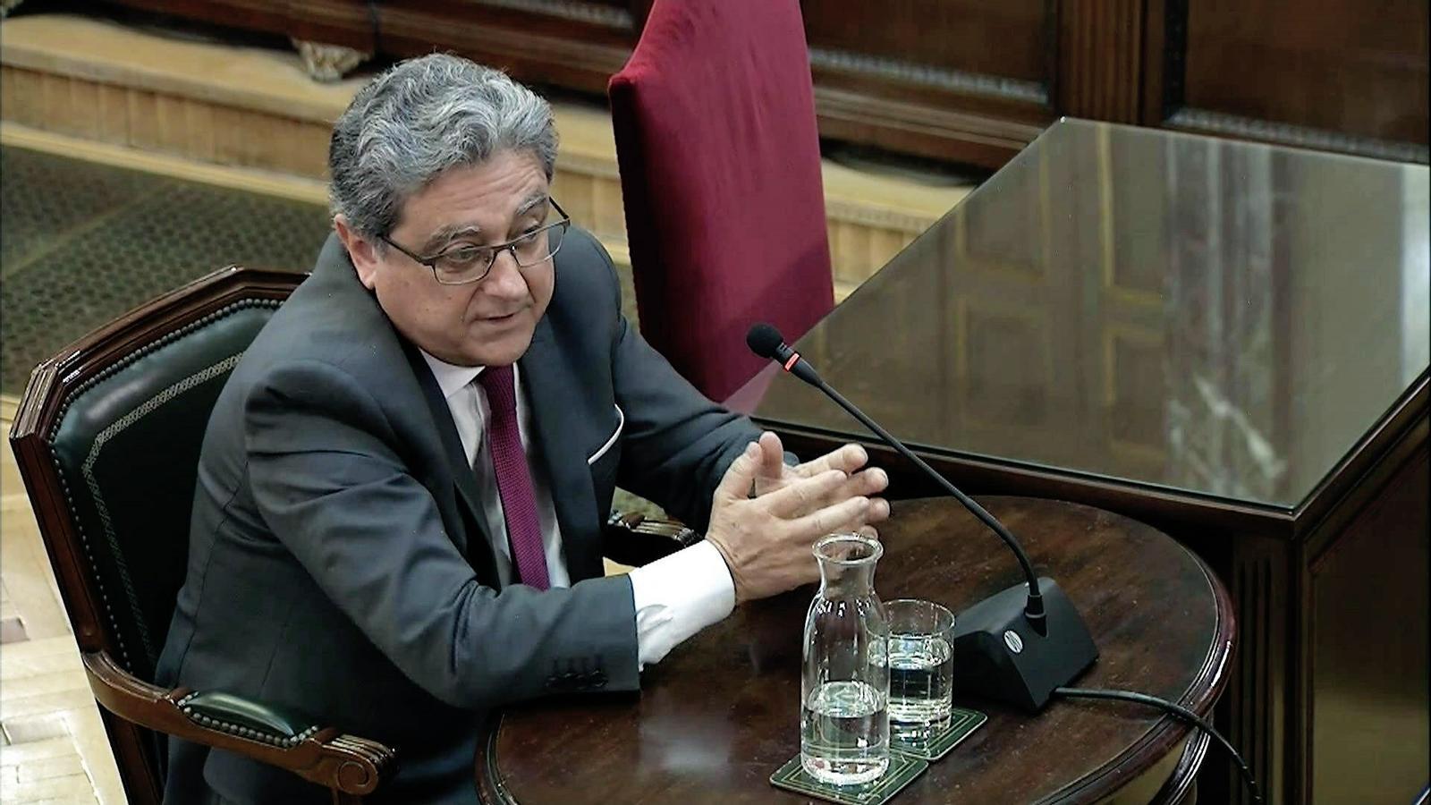 Les xarxes s'encenen per la declaració de Millo al Tribunal Suprem, a qui acusen de mentir