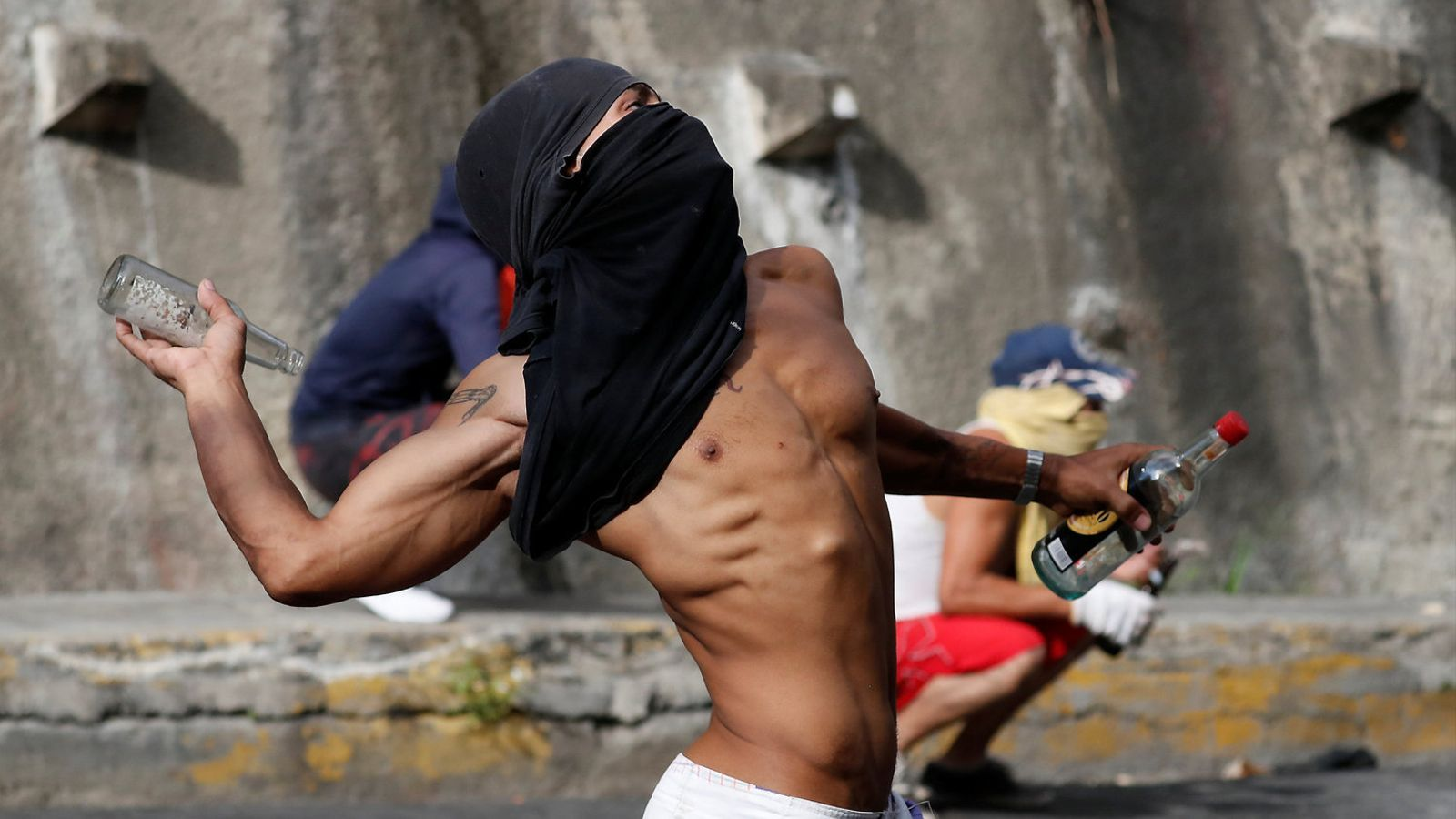 Washington fa servir el petroli contra Maduro