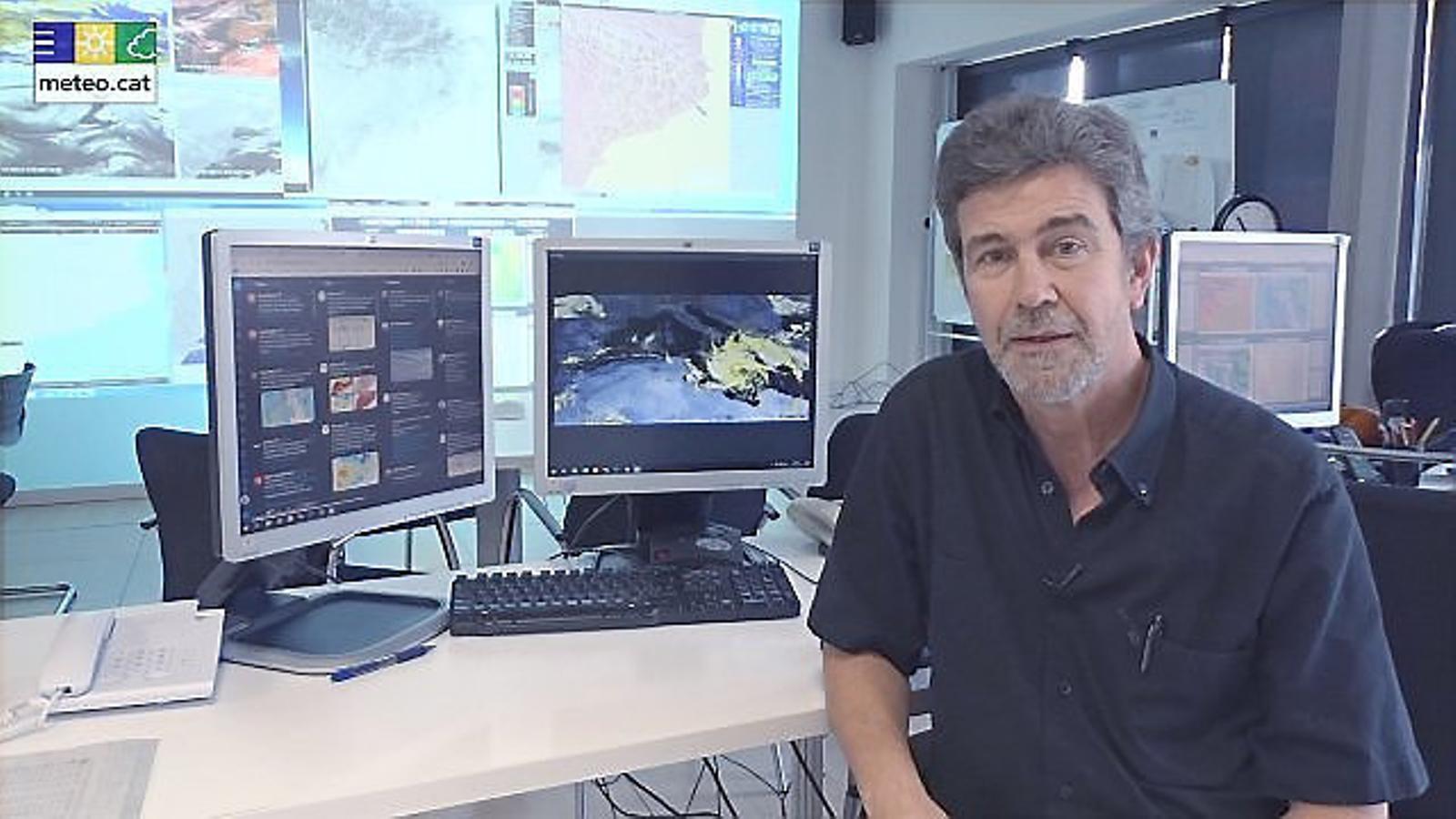 Territori recol·loca  Puig i nomena Vilaclara per al Meteocat