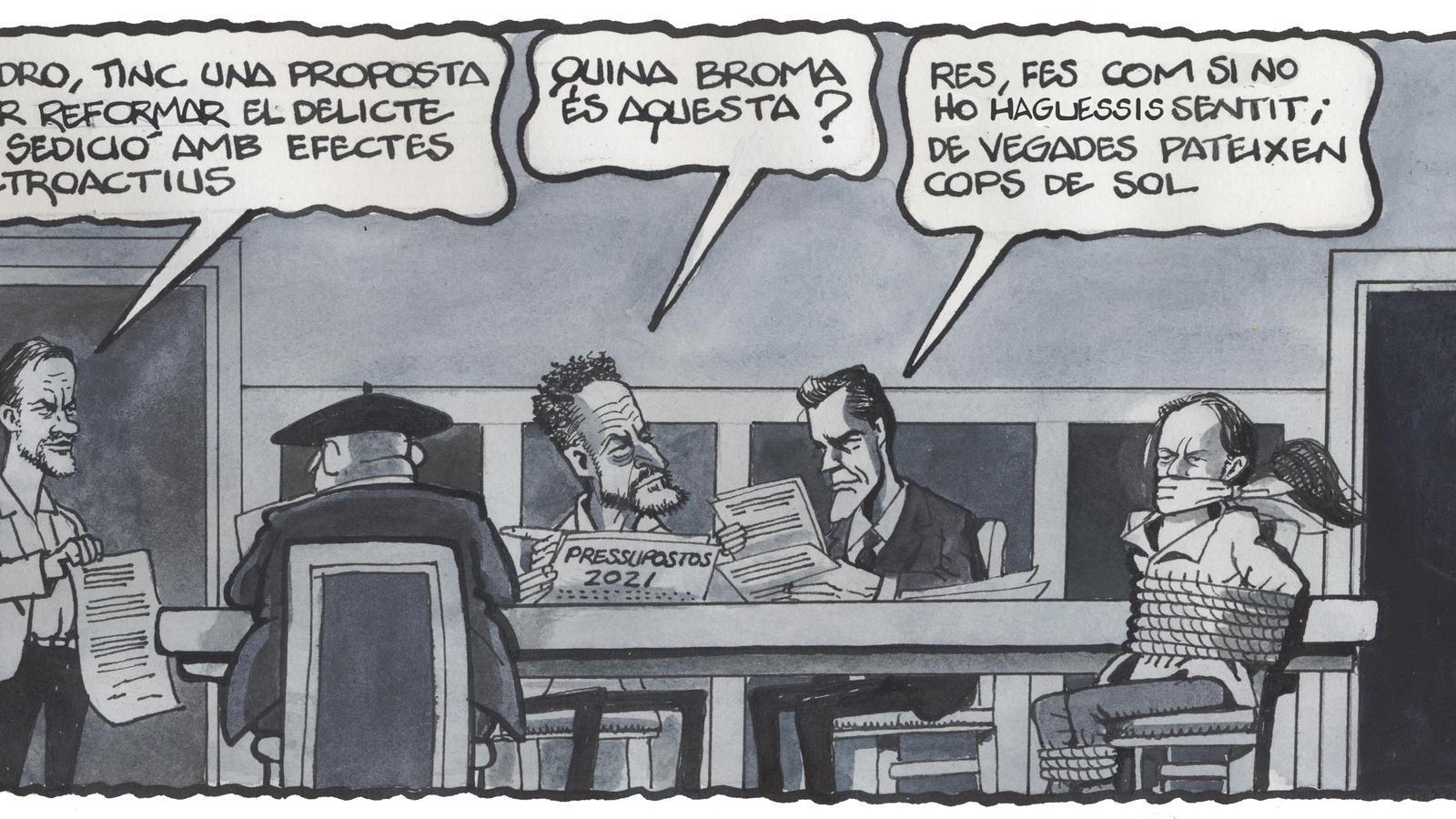 'A la contra', per Ferreres 08/08/2020