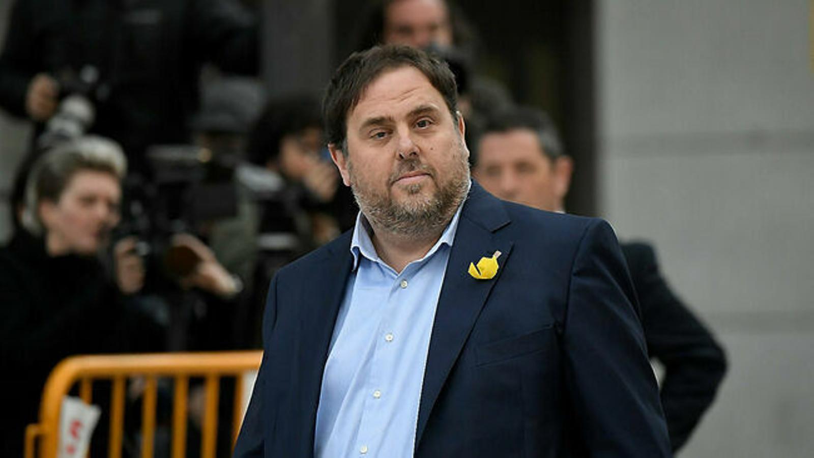 El Suprem s'avé a consultar al Tribunal de Justícia de la UE sobre la immunitat de Junqueras com a eurodiputat