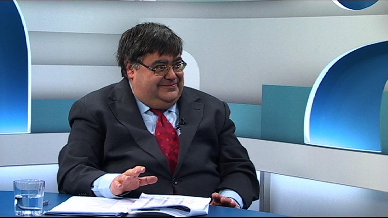 Xavier Melgarejo: Ni a Catalunya ni a Espanya l'educació és una prioritat