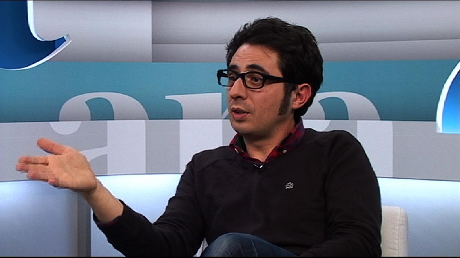 Berto Romero: El meu tarannà no ha sigut mai independentista, però la meva opinió ha canviat des de l'últim 11 de Setembre