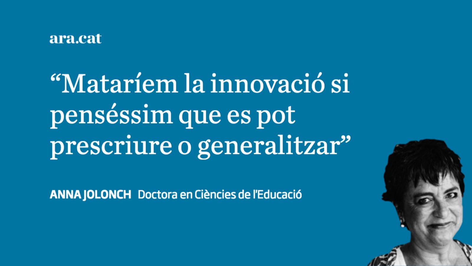 La innovació a l'escola: centres diversos, no desiguals