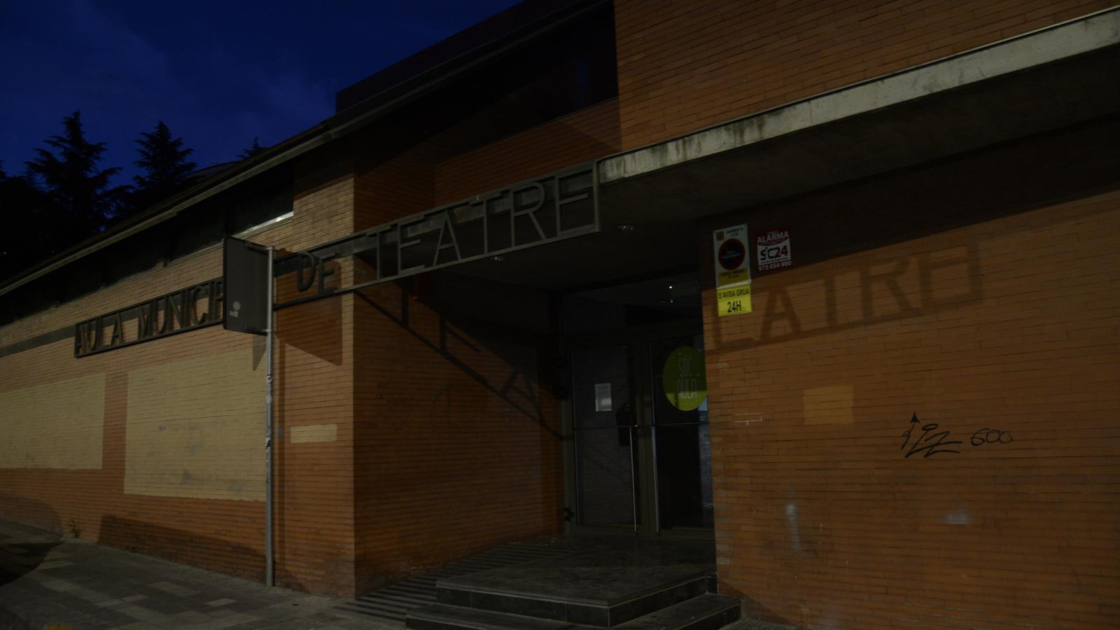 El Aula de Tatre de Lleida