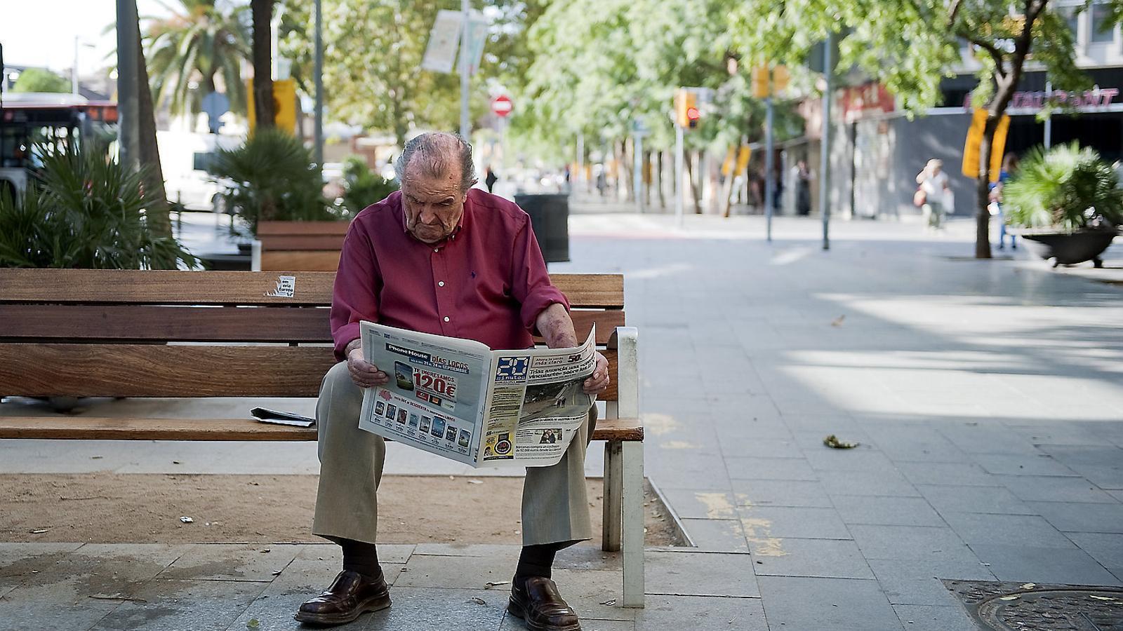 La factura de les pensions continua encarint-se: ja supera  els 8.925 milions al febrer