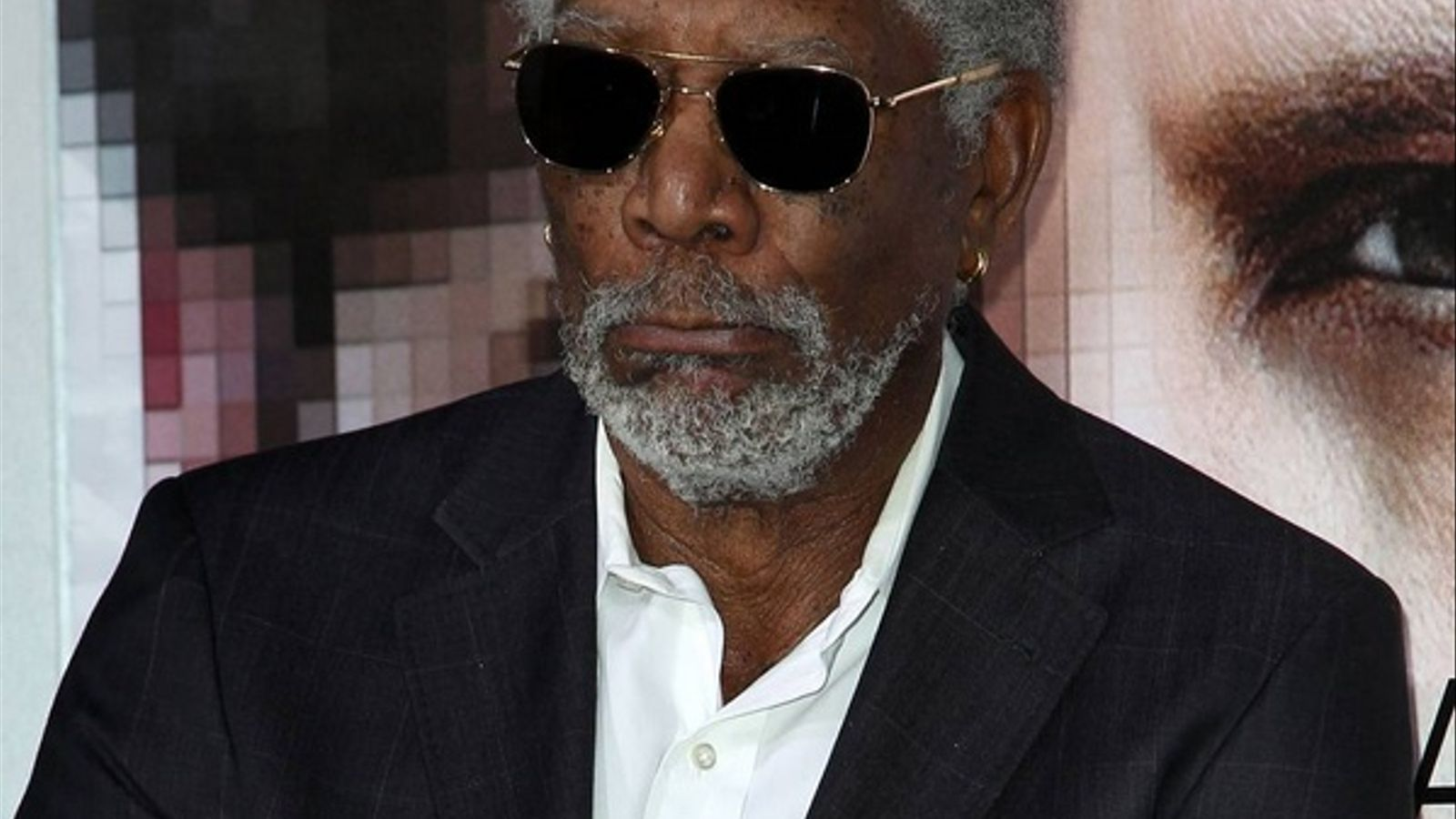 Morgan Freeman / INSTAGRAM