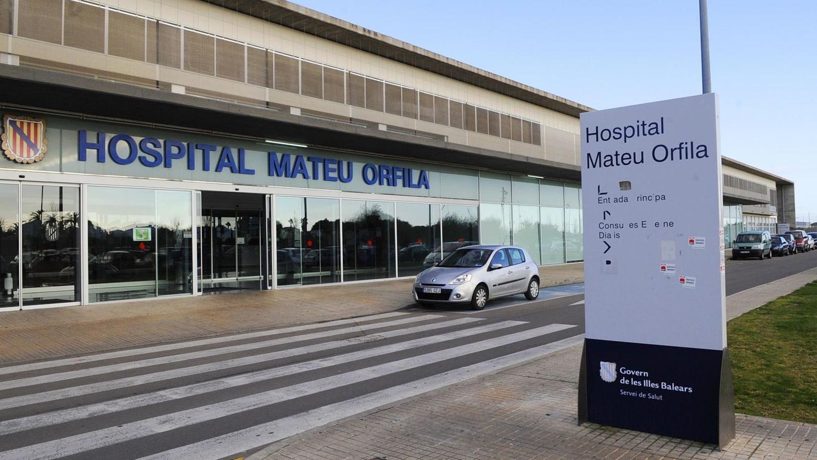 Miguel Gascón ha desenvolupat bona part de la seva carrera a l'Hospital Mateu Orfila.