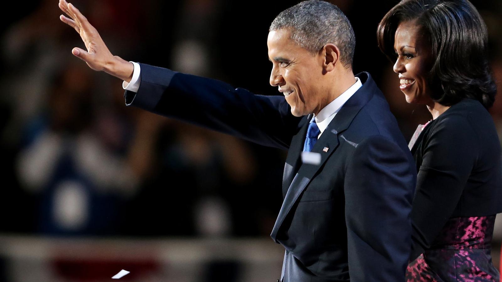 Quatre anys més per a Obama