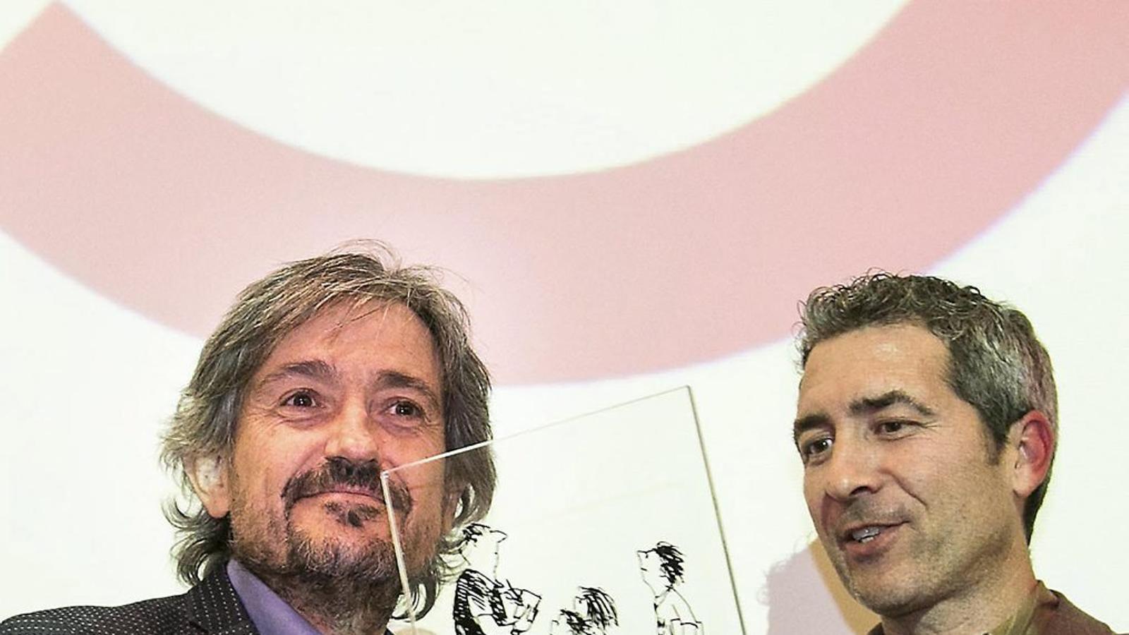 """Carles Capdevila: """"L'educació és el tema més important del món"""""""