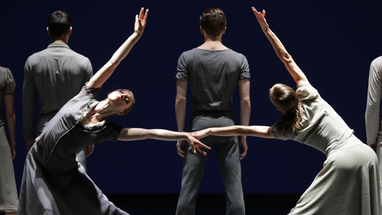 El Malandain Ballet Biarritz actua al  Centre Cultural de Terrassa
