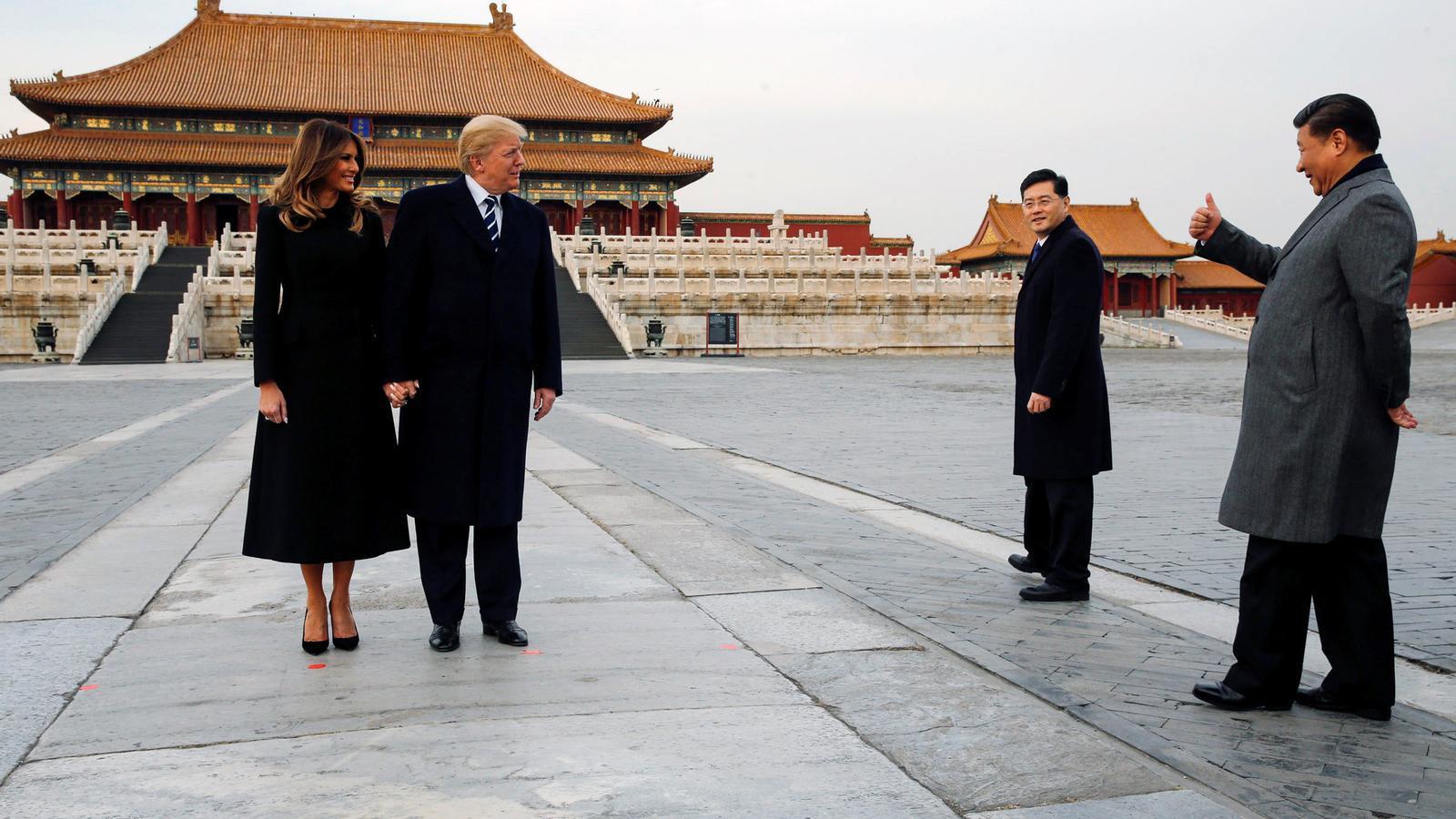 Trump agreuja la guerra comercial amb nous aranzels a la Xina