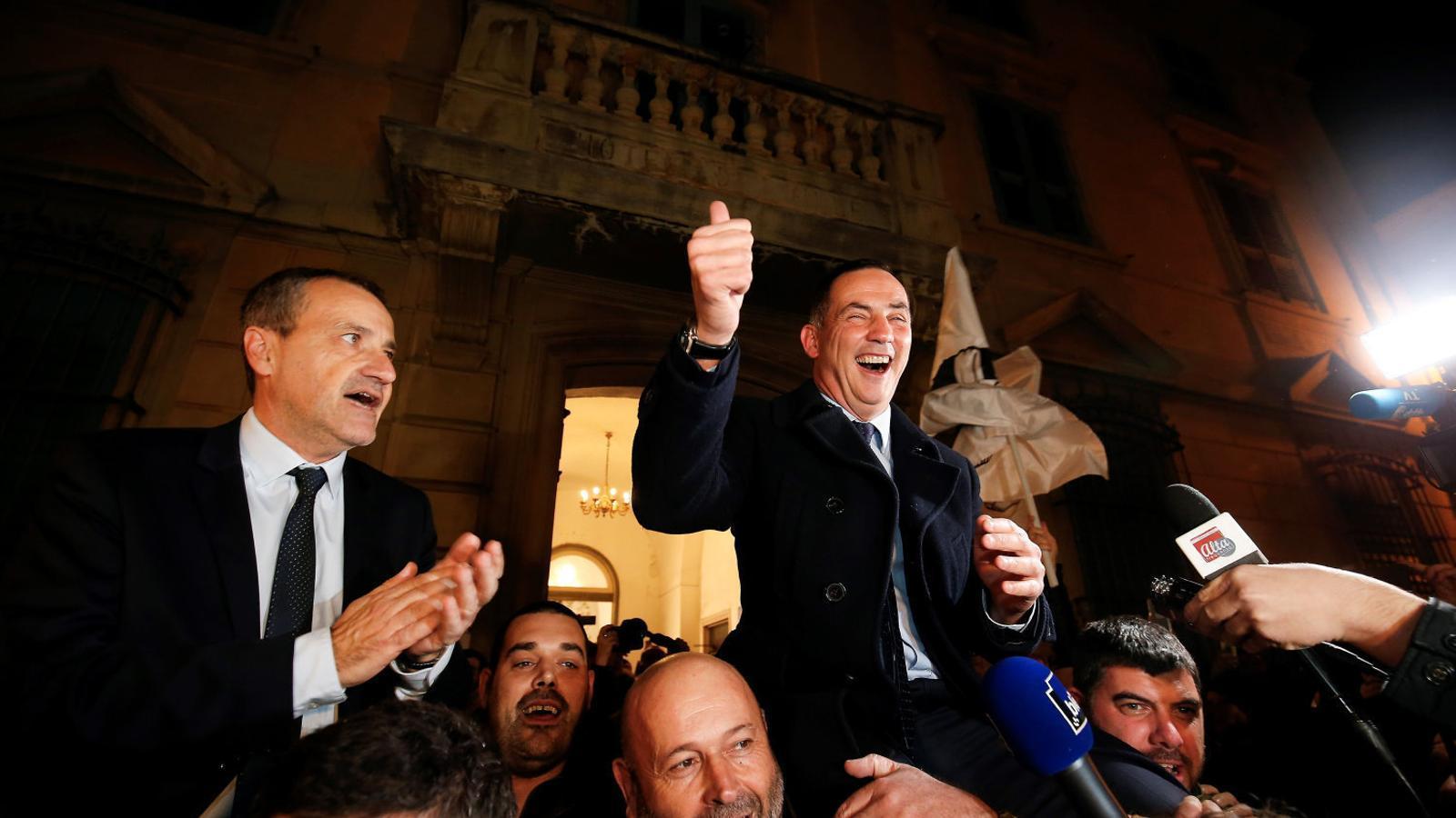 Els nacionalistes aconsegueixen la majoria a Còrsega