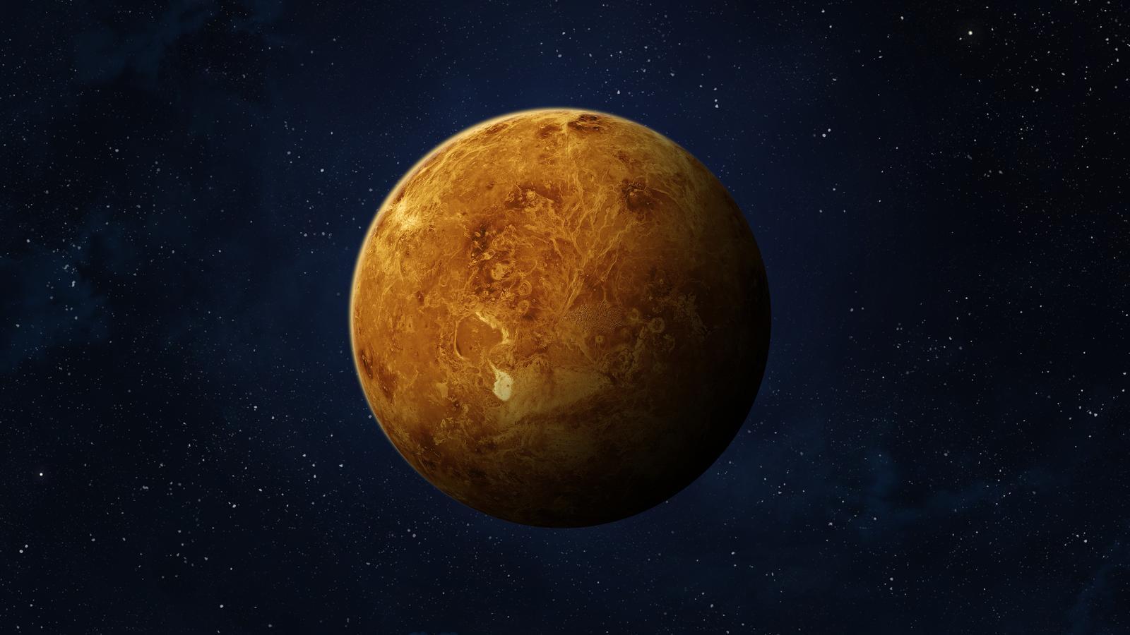 El planeta Venus