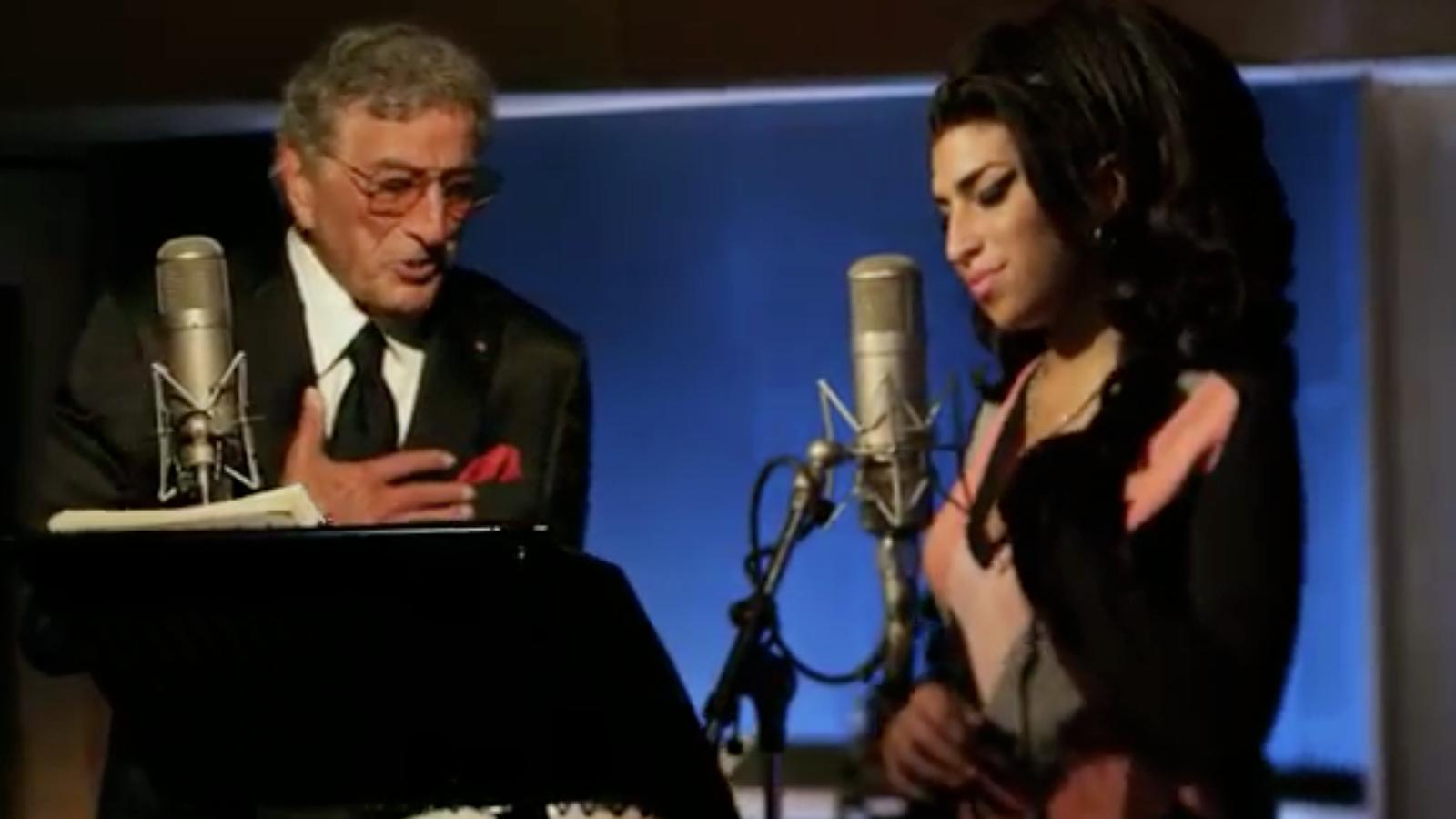 'Body and soul' de Tony Bennet i Amy Winehouse