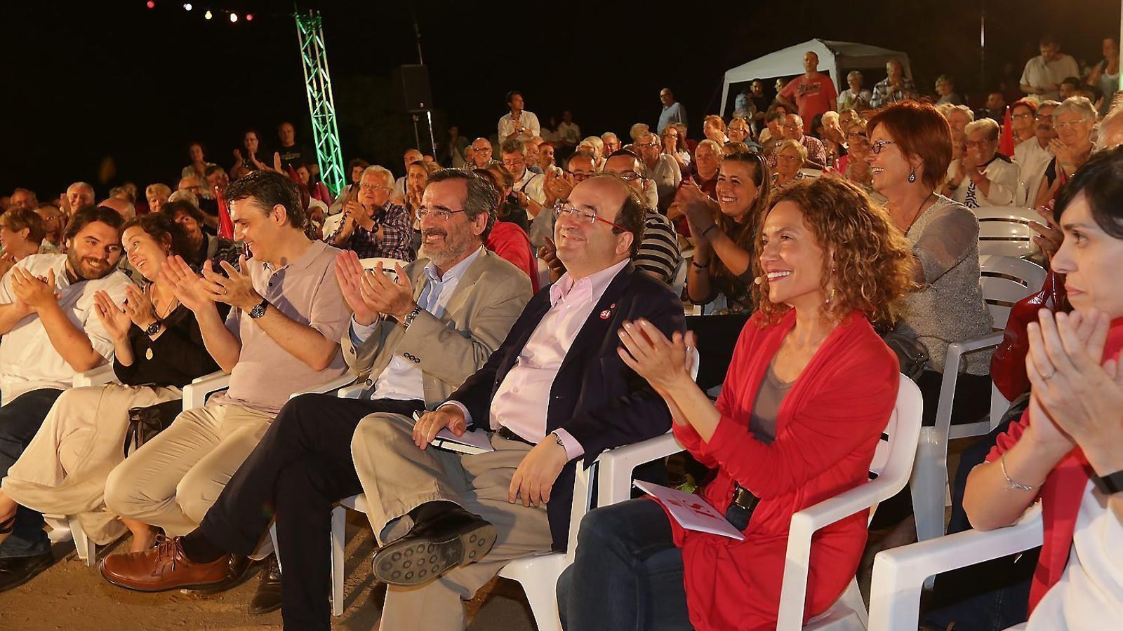 Pedro Sánchez proposa Meritxell Batet per presidir el Congrés i Manuel Cruz per al Senat