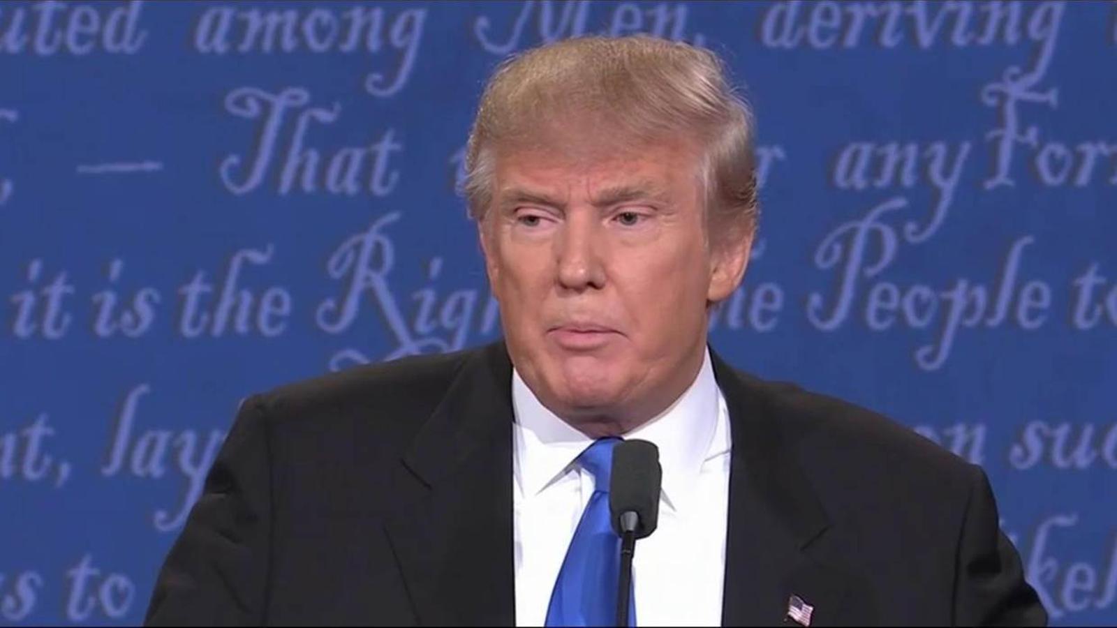 """Trump: """"el meu millor valor és el meu temperament"""""""